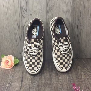 VANS Authentic Sf Distressed Check